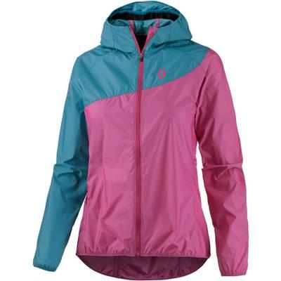 SCOTT Trail MTN WB Funktionsjacke Damen pink/blau