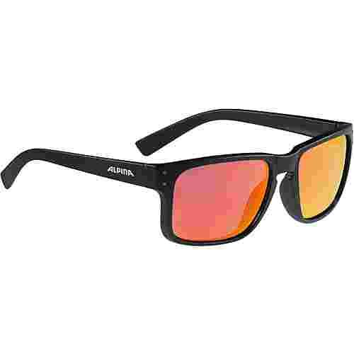 ALPINA Kosmic Sonnenbrille schwarz-rot