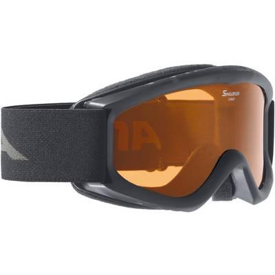ALPINA CARAT DH Skibrille Kinder schwarz