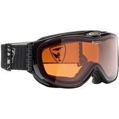 ALPINA Challenge 2.0 Skibrille schwarz