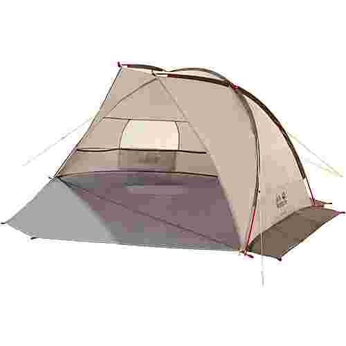 Jack Wolfskin Beach Shelter III Strandmuschel sahara