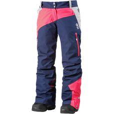 Picture Seen Snowboardhose Damen blau/grau/pink