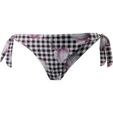 GUESS Bikini Hose Damen schwarz/weiß/rosa