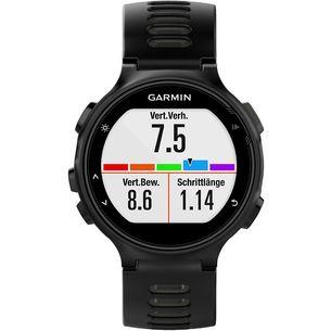Garmin Forerunner 735XT Sportuhr schwarz/grau