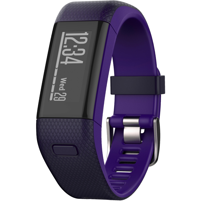 Garmin Vivosmart GPS-HR Fitness Tracker