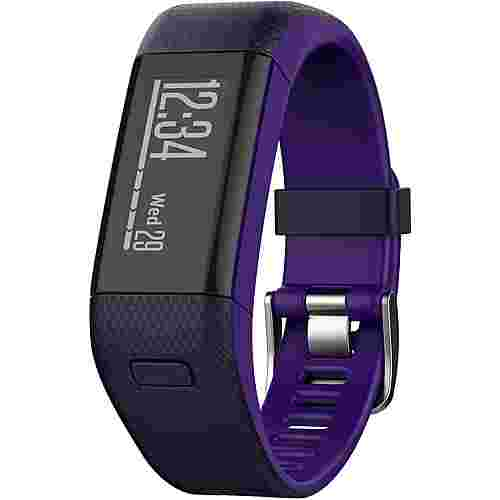 Garmin Vivosmart HR + Fitness Tracker purple