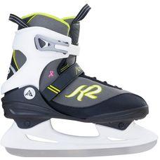 K2 Alexis Ice Schlittschuhe Damen schwarz/weiß