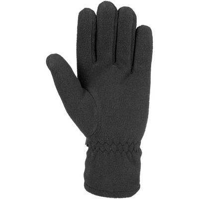 Reusch Magic Fleece Handschuhe schwarz