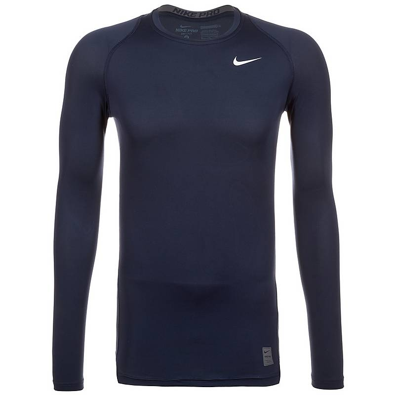 kompression shirt herren nike