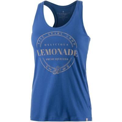 Element Lemonade Tanktop Damen blau