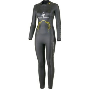 Aqua Sphere Pursuit Neoprenanzug Damen schwarz