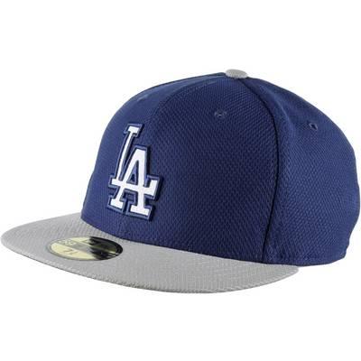 New Era MLB Diamond Era LA Dodgers Cap blau/grau