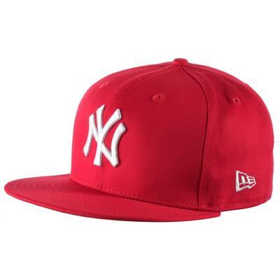 New Era League Essential 950 NY Yankees Cap rot