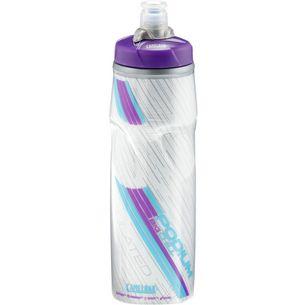 Camelbak Podium Big Chill Trinkflasche transparent/lila