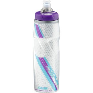 Camelbak Podium Big Chill Trinkflasche transparent/lila
