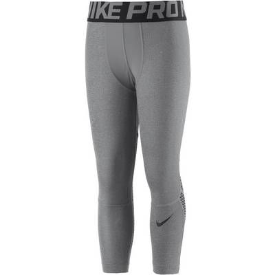Nike HYPERCOOL Tights Kinder grau