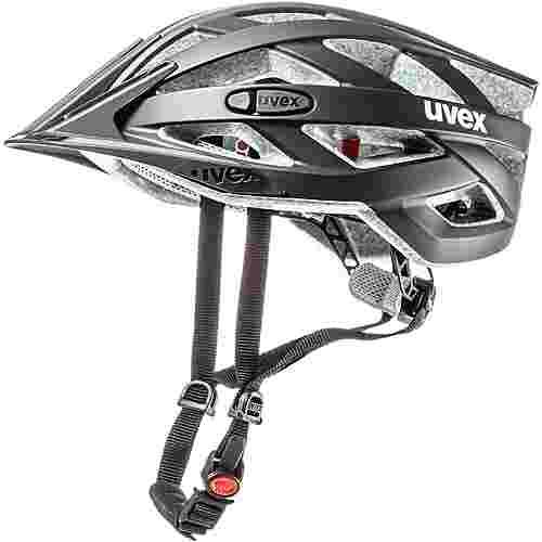 Uvex I-Vo cc Fahrradhelm black mat