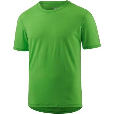super natural Unterhemd Herren grasgrün