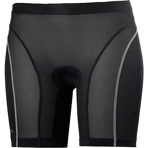 Craft Bike Shorts Damen schwarz