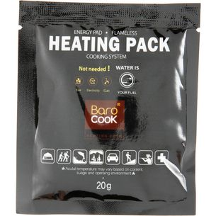BaroCook Heating Pack Campingkocher Zubehör