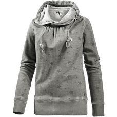 M.O.D Sweatshirt Damen grau washed