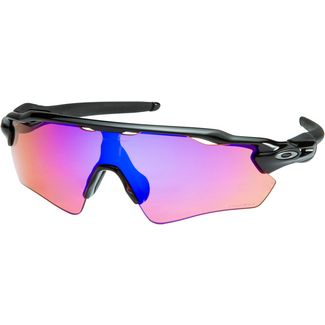 Oakley Prizm Radar EV Sportbrille POLISHED BLACK PRIZM TRAIL