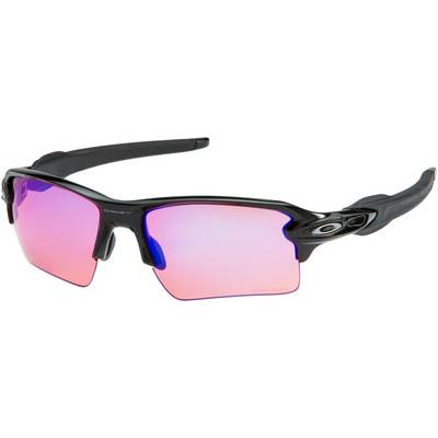 Oakley Flak 2.0 xl polished black prizm trail Sportbrille polished black prizm trail