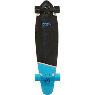 Brunotti Ben Longboard Complete Longboard-Komplettset blau