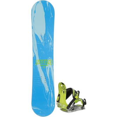 Nitro Snowboards Ripper/Charger Set All-Mountain Board Kinder bunt