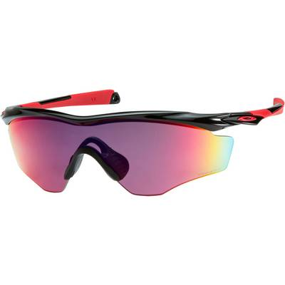 Oakley M2 frame xl polished black prizm road Sportbrille polished black prizm road