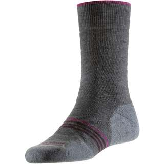 Smartwool Merino Outdoor Medium Crew Wandersocken Damen grau
