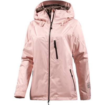 nitro snowboards kiso snowboardjacke damen rosa im online. Black Bedroom Furniture Sets. Home Design Ideas