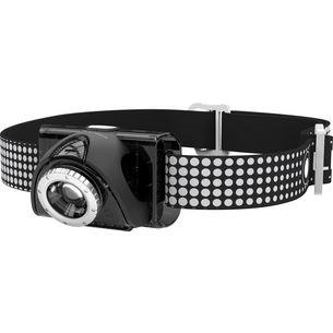 Led Lenser SEO 7R Stirnlampe LED schwarz