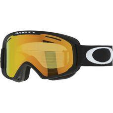 Oakley O2 XM Skibrille matte black/fire iridium