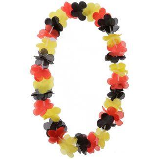 ID Merchandising Halskette schwarz/rot/goldfarben