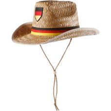 ID Merchandising Fanartikel Hut schwarz/rot/goldfarben