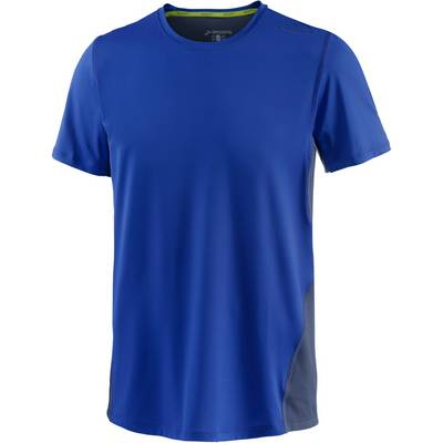 Brooks Steady Laufshirt Herren blau