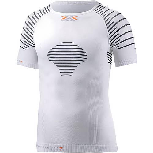 X-Bionic Invent Light Unterhemd Herren weiß/schwarz