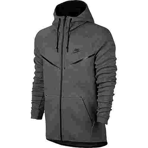 Nike Tech Fleece Hoodie Herren grau