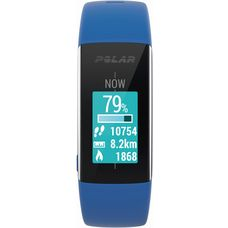 Polar A360 Fitness Tracker blau