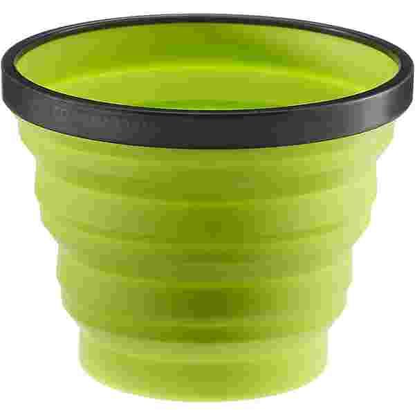Sea to Summit Becher X-Mug Trinkbecher lime