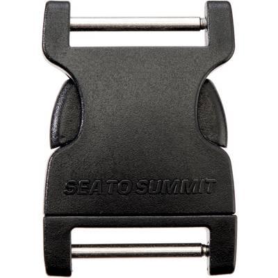 Sea to Summit Side Release 2 Pin Schnalle schwarz