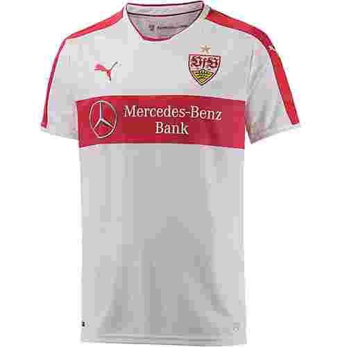 best sneakers 7c408 ba2c7 PUMA VfB Stuttgart 16/17 Heim Fußballtrikot Herren weiß/rot im Online Shop  von SportScheck kaufen