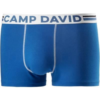 CAMP DAVID Boxer Herren blau