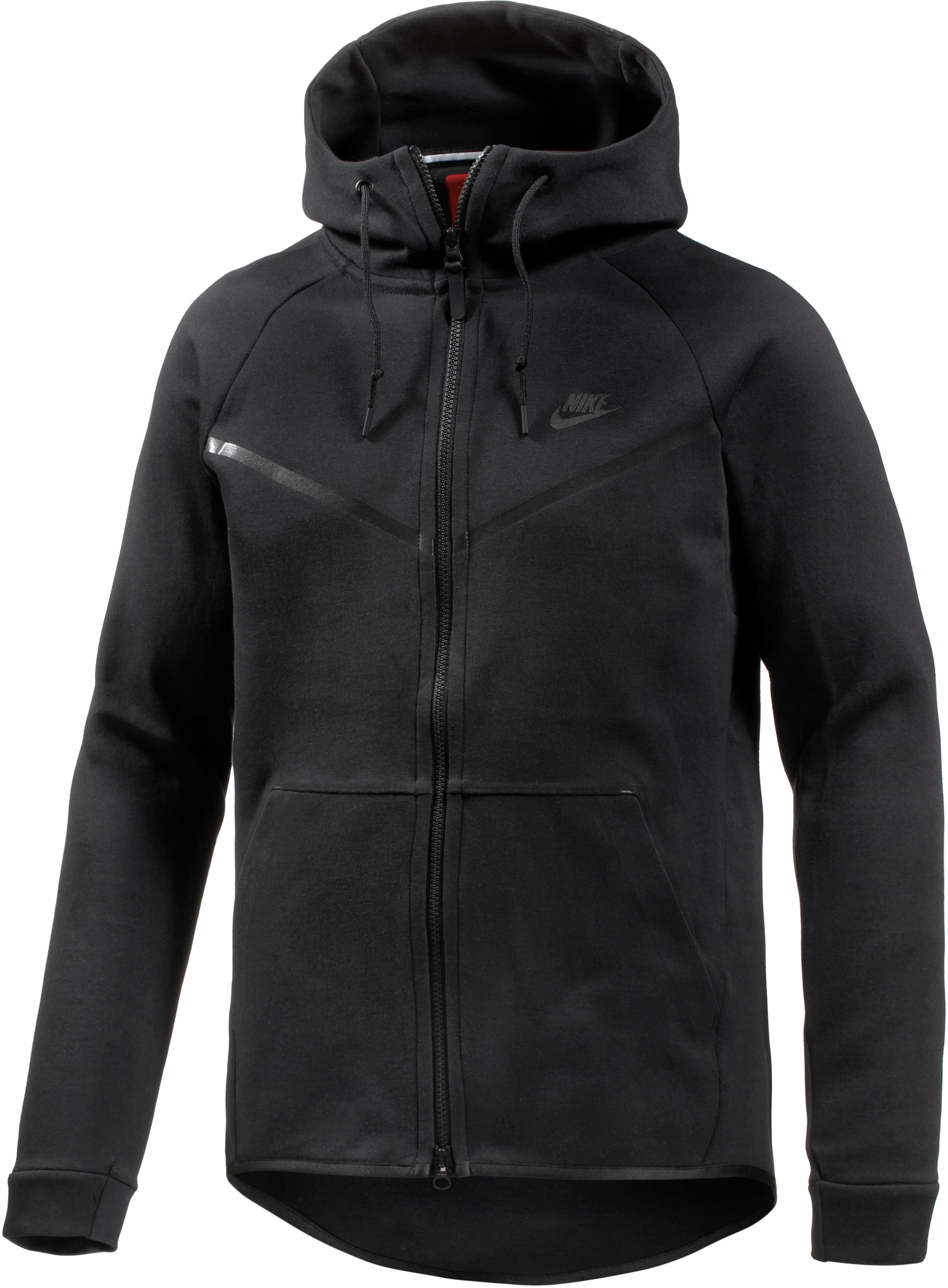 e9aa428fc3b38 Nike Tech Fleece Hoodie Herren schwarz im Online Shop von SportScheck kaufen