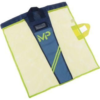 MP Michael Phelps Gear Bag Sporttasche neon-navy blue
