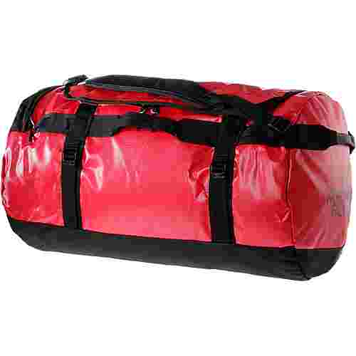 The North Face Base Camp Duffel Reisetasche rot
