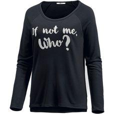 LTB Sweatshirt Damen schwarz