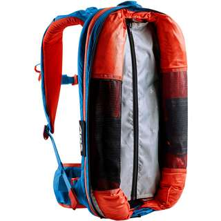 ABS P.RIDE Base Unit Lawinenrucksack ocean blue