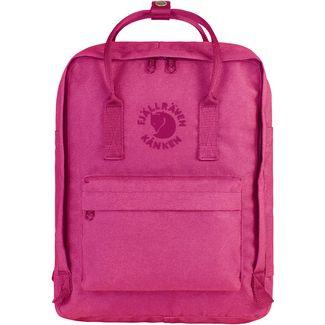 FJÄLLRÄVEN Rucksack Re-Kånken Daypack pink